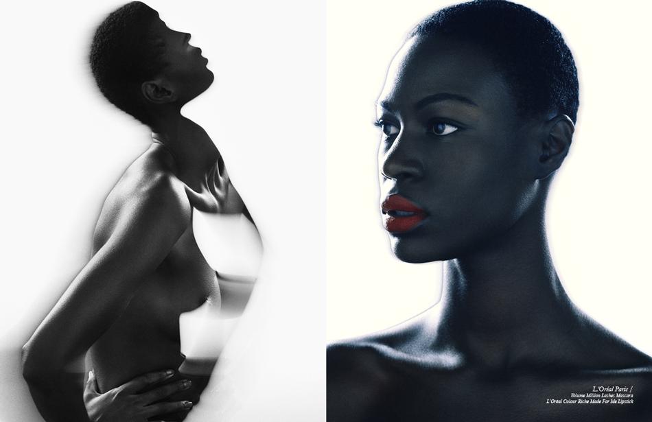 L'Oréal Paris / Volume Million Lashes Mascara L'Oréal Colour Riche Made For Me Lipstick