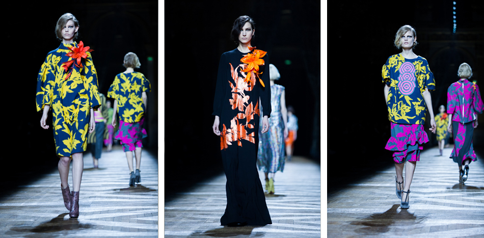 Dries Van Noten / Photography Ger Ger