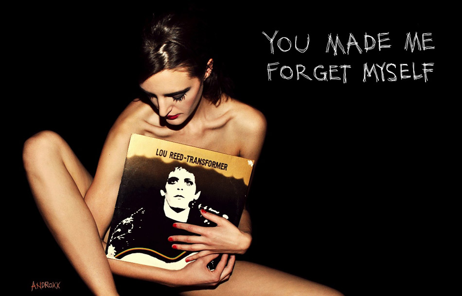 You Made Me Forget Myself / Androxx