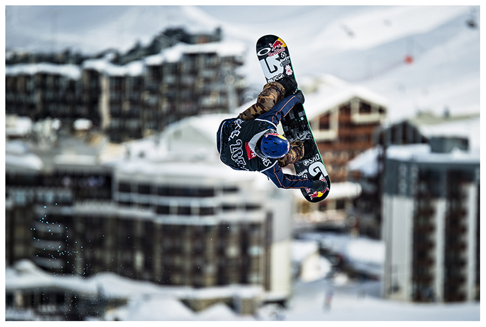 Mark McMorris, Photography by Christian Pondella, Special Thanks to Red Bull Content Pool