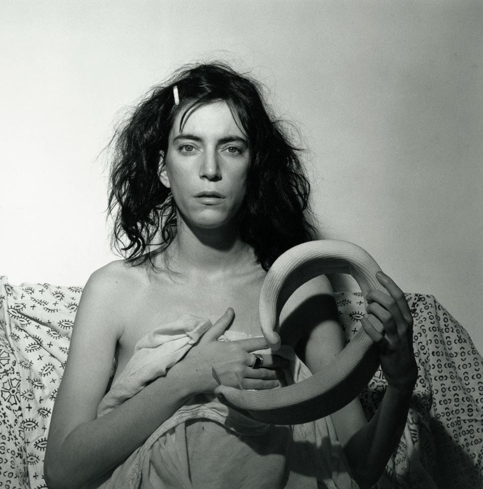 Patti Smith, 1978 / Robert Mapplethorpe Foundation