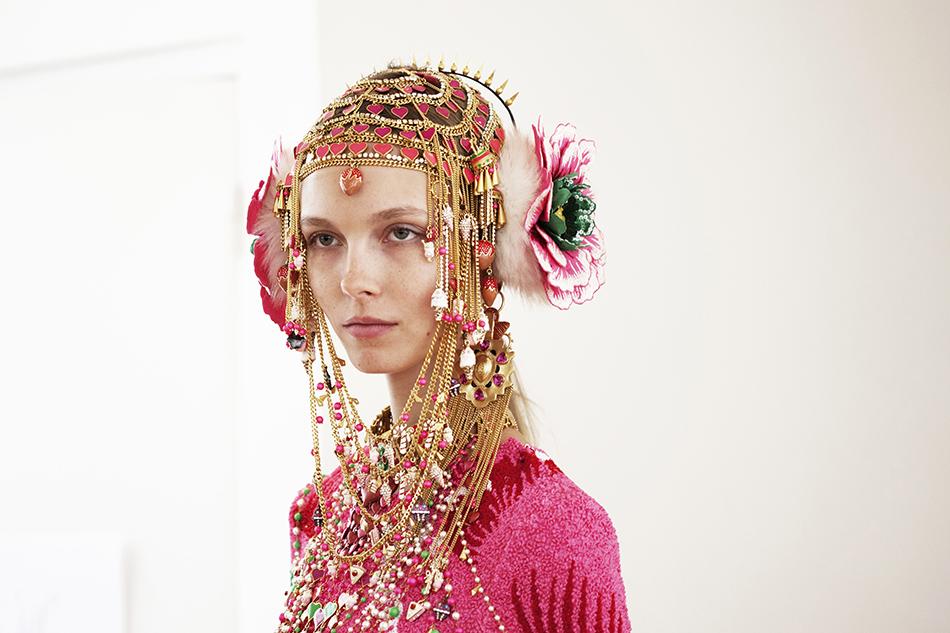 Indian Fashion Designer Interview