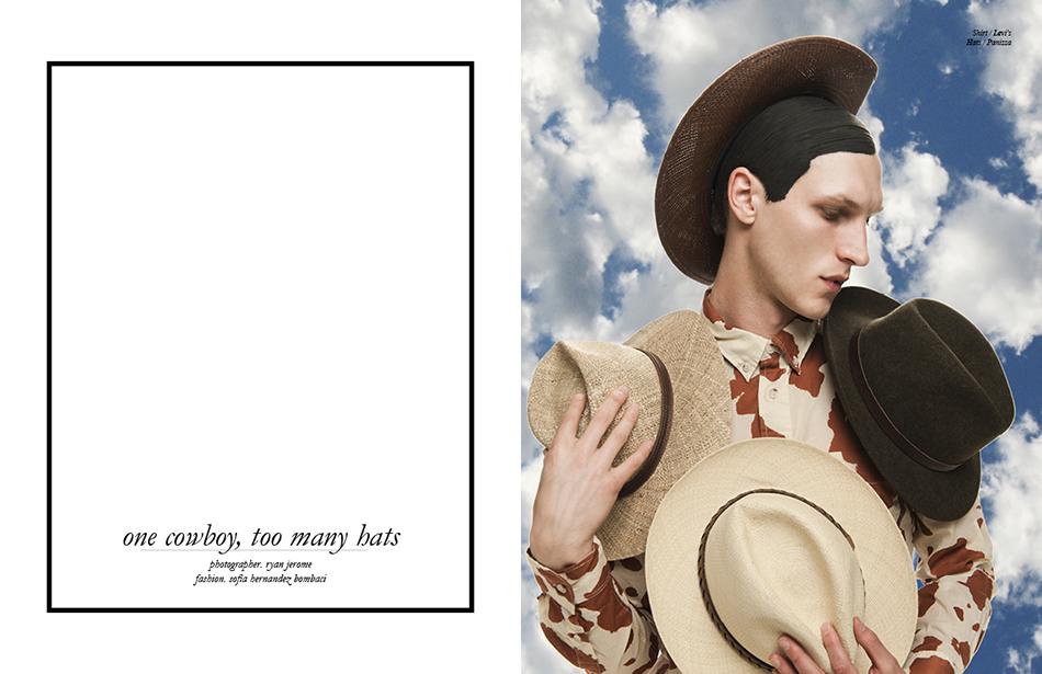 Shirt / Levi's  Hats / Panizza