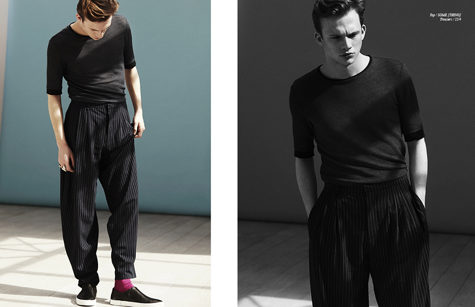 Top / SOME [THING] Trousers / 22/4