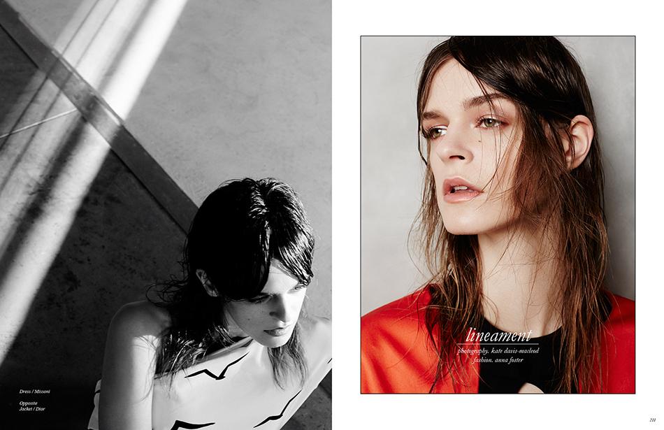 Left Dress / Missoni Right Jacket / Dior