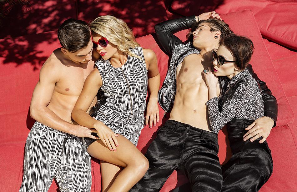 Clothes / Mister Triple X Sunglasses / Mondelliani Rome