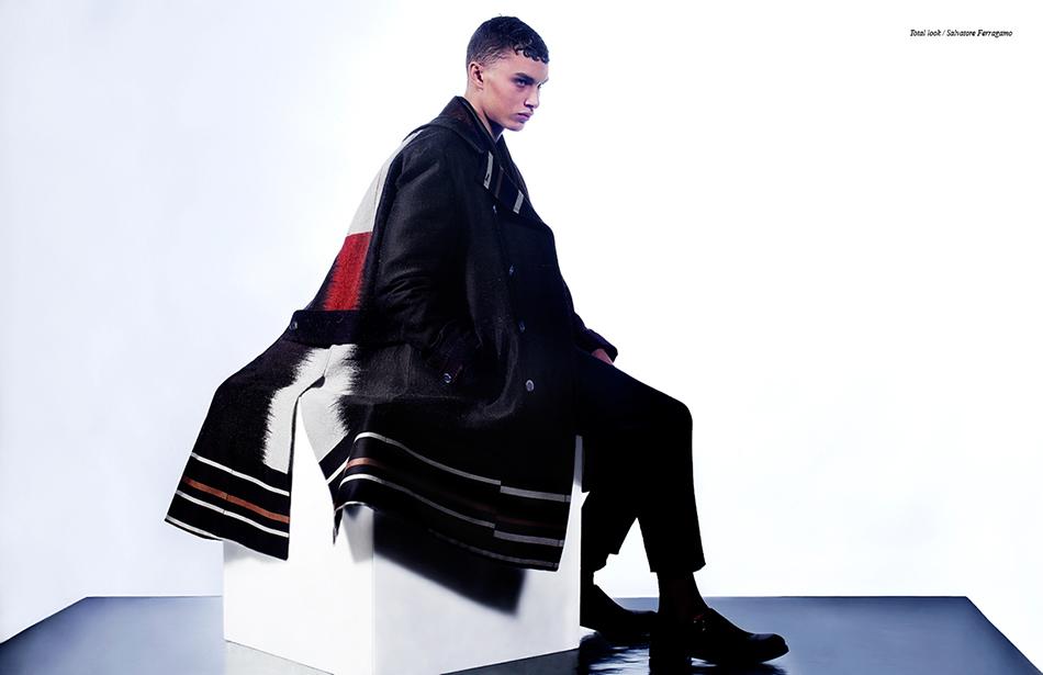 Total look / Salvatore Ferragamo