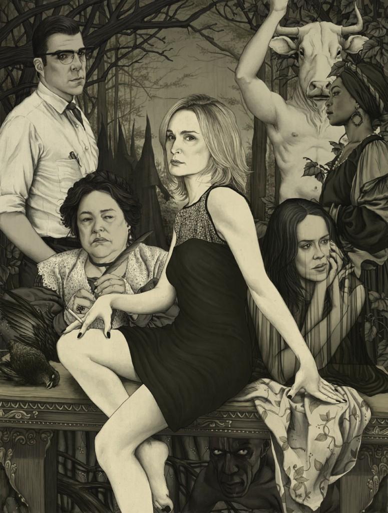 American Horror Story by Rory Kurtz