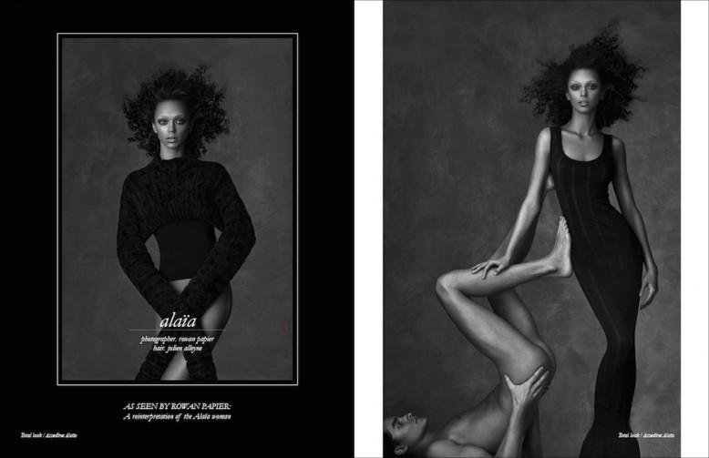 Total look / Azzedine Alaïa