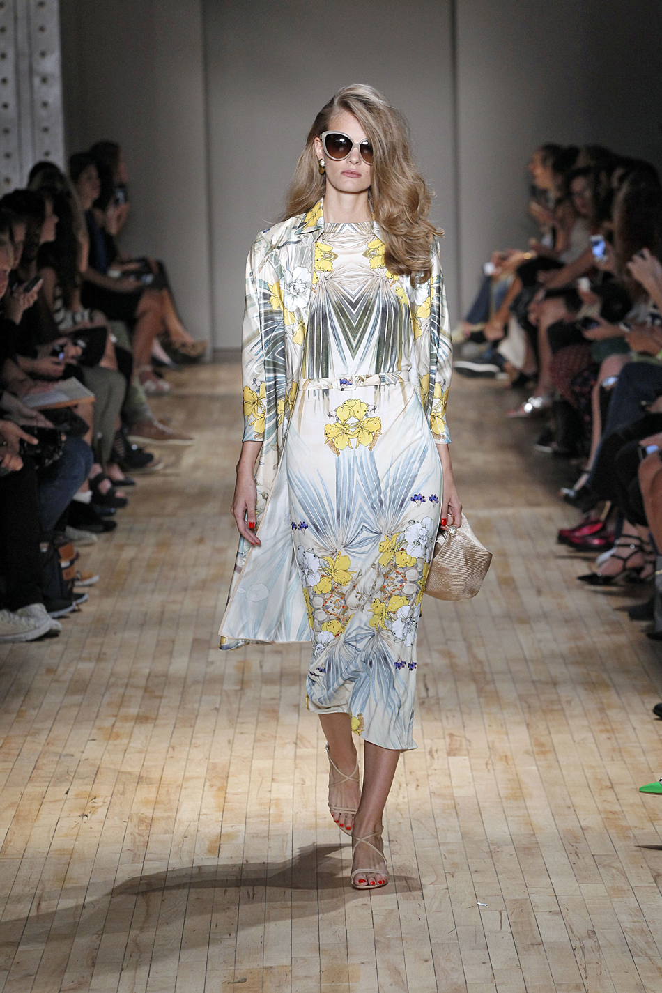 Jenny Packham New York Fashion Week  Spring Summer 15 New York September 2014