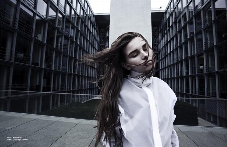 Blouse / Alina Novak Jacket / .S.f. by Sonja Fabritius