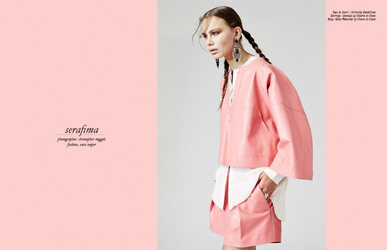 Schon_Magazine_Serafima