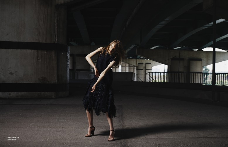 Dress / Steven Tai  Shoes / Allude