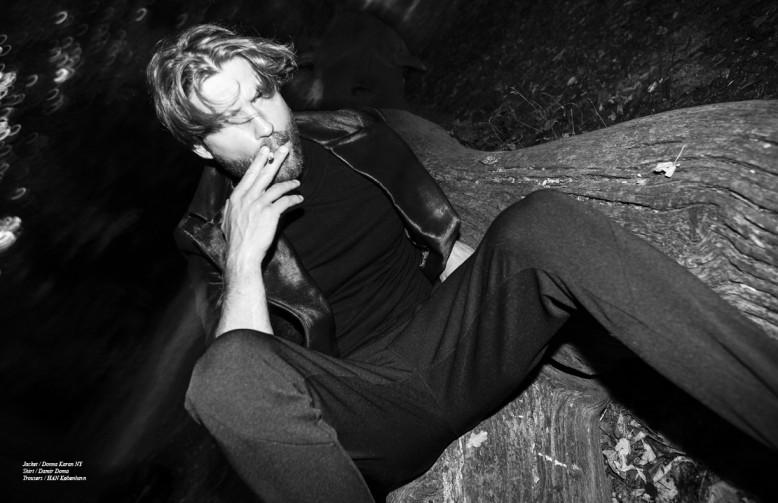 Jacket / Donna Karan NY Shirt / Damir Doma Trousers / HAN København