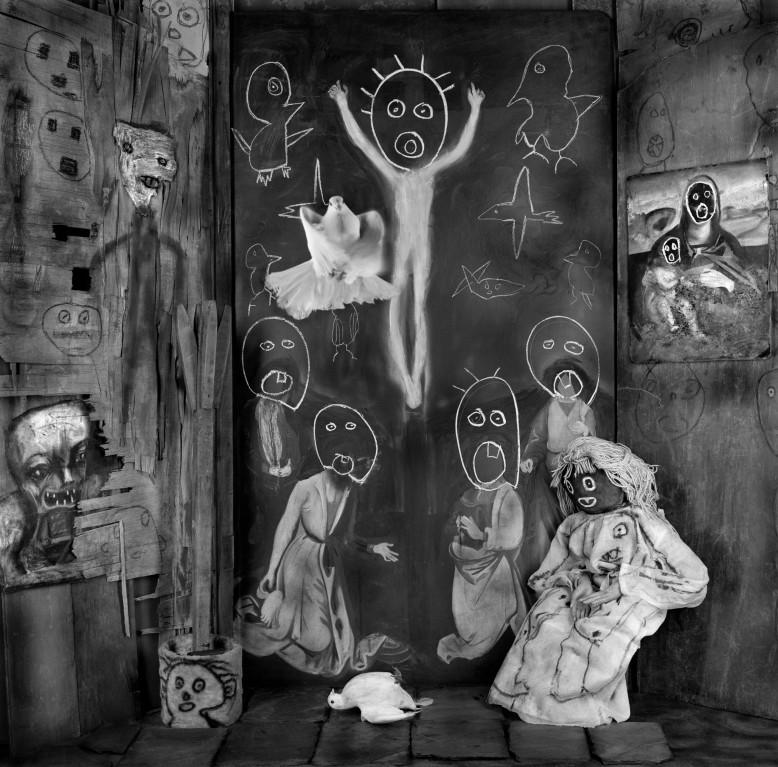 Roger Ballen, Ascension Galerie Karsten Greve