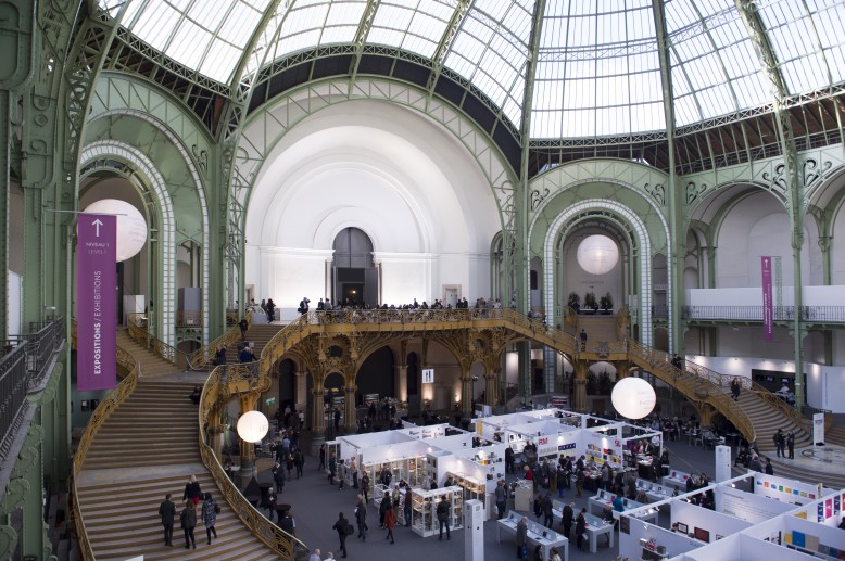 General view, 12th November 2014  © Marc Domage / Paris Photo