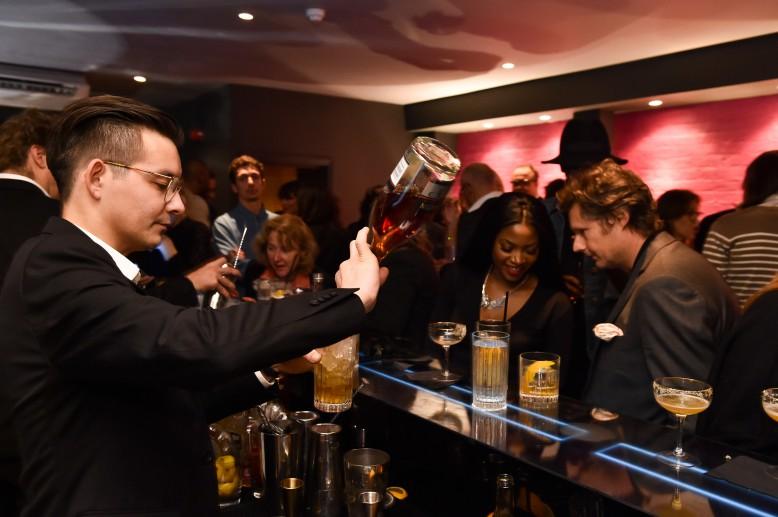 La Maison Rémy Martin Launch Party, on Monday 24, November 2014, London, England.