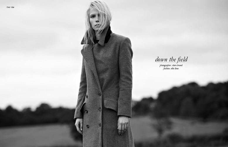Coat / Joie