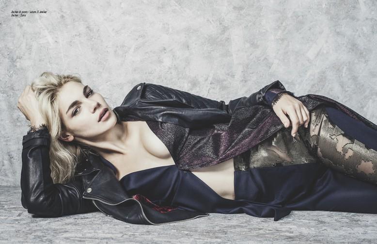 Jacket & pants / Adam X Atelier Jacket / Zara