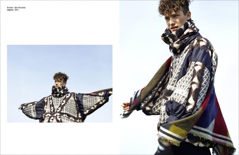 Pullover / Tata Christiane Leggings / Zara