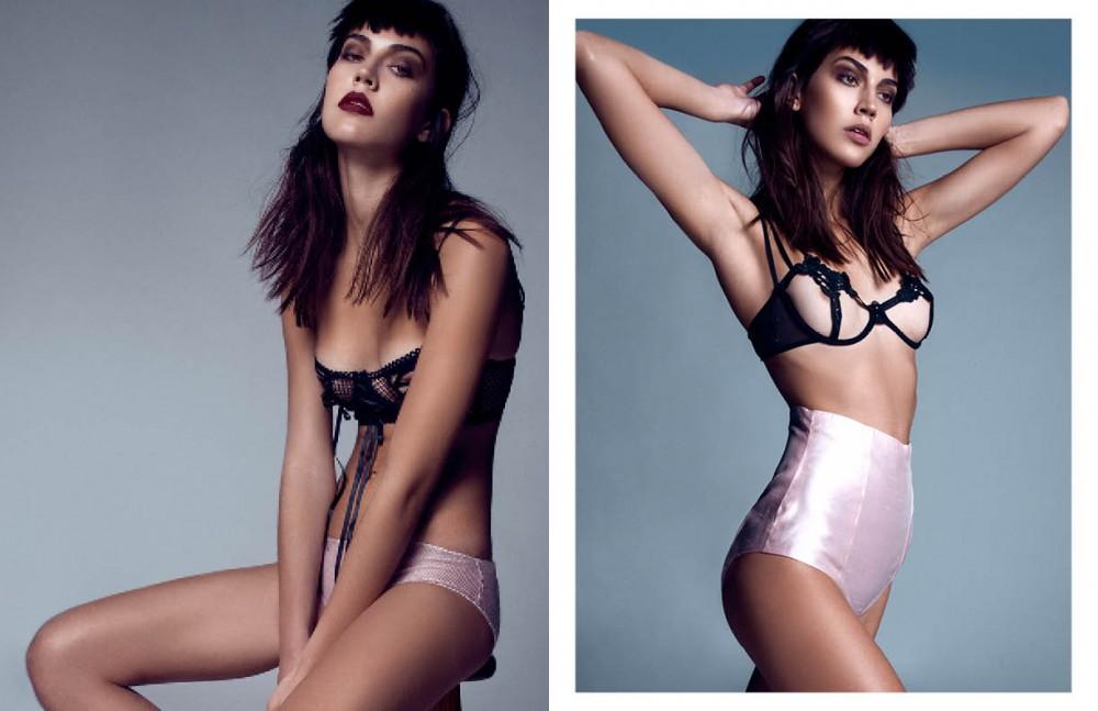 Bra / Ann Summers Underwear / Lomikovsy Opposite Bra / BlueBella Panties / Lomikovsy
