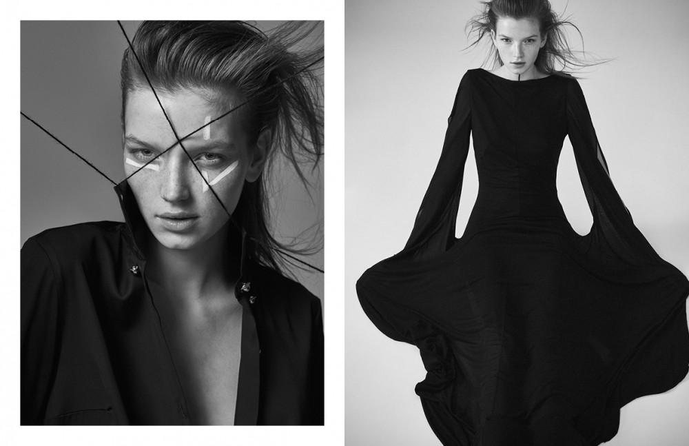 Shirt / Porsche Design Opposite Dress / Akris