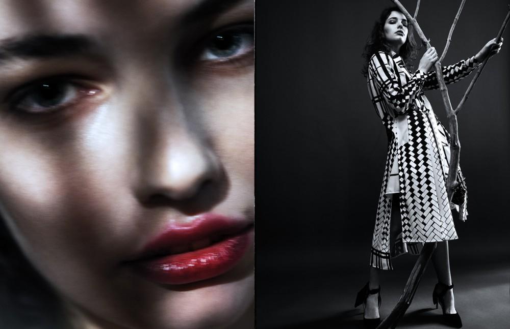 Coat With Skirt / Alisa Menkhaus Pumps / Zara