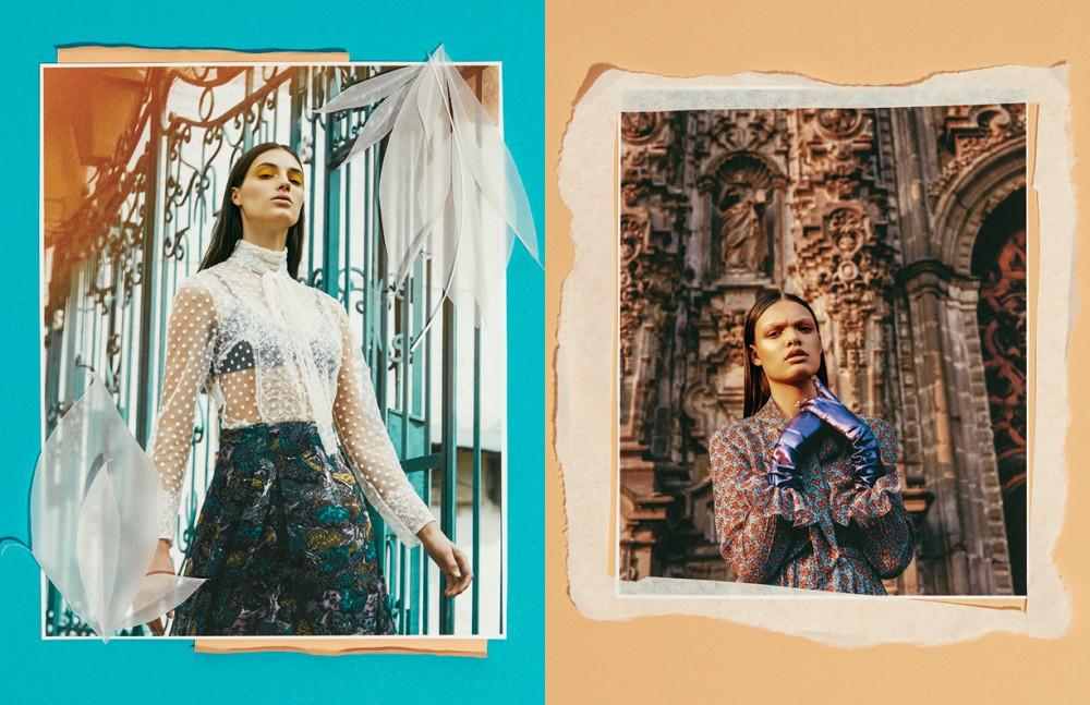 Top / Rochas Skirt / Chloé Opposite Dress / Philosophy