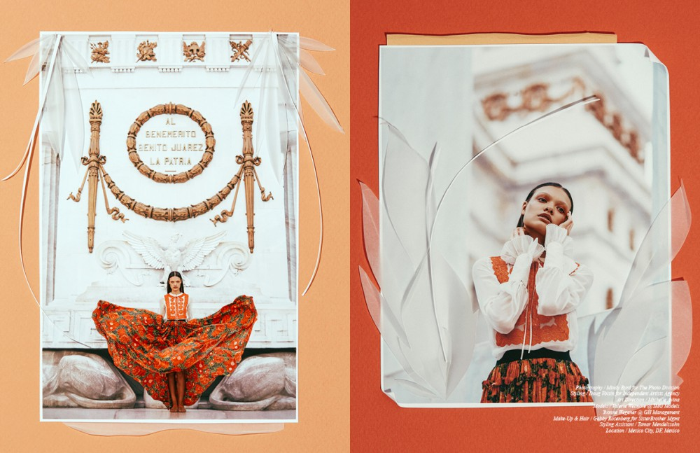 Top / Givenchy Skirt / Faith Connexion