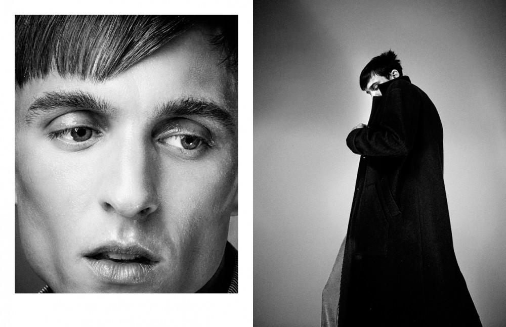 Coat / Simon Miller Trousers / Perry Ellis