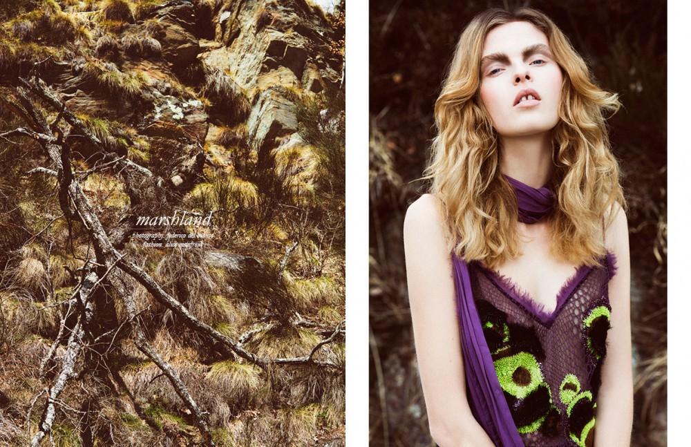 Petticoat & Shawl / Versace