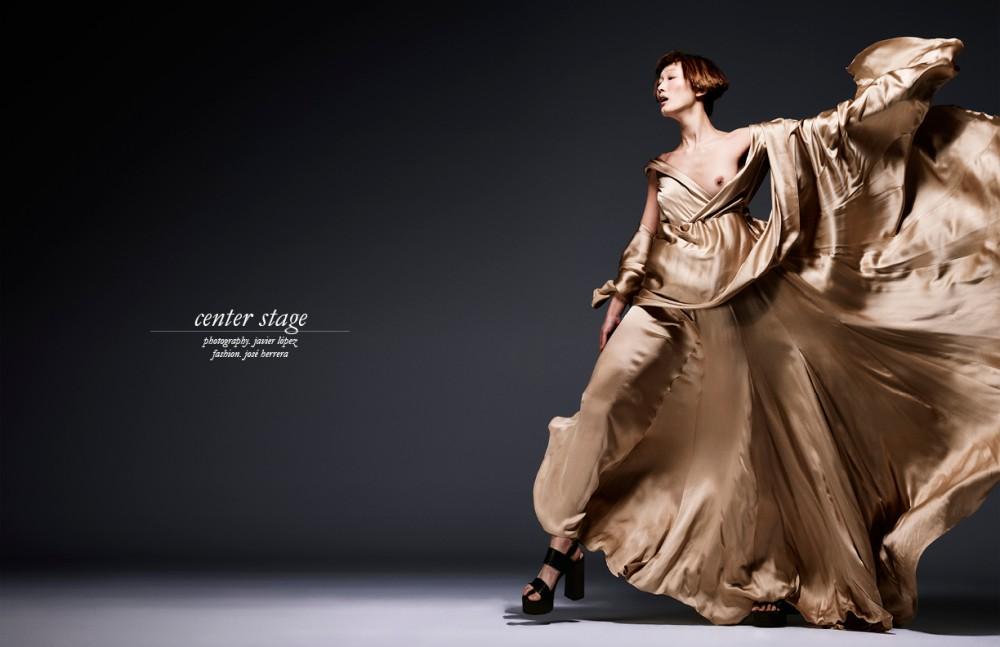 Silk Dress / Cortana Sandals / Liu Jo