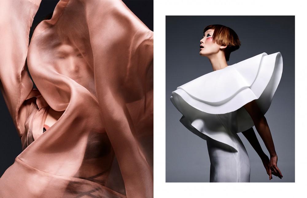 Dress / ANDRES SARDA Opposite White Dress / Amaya Arzuaga