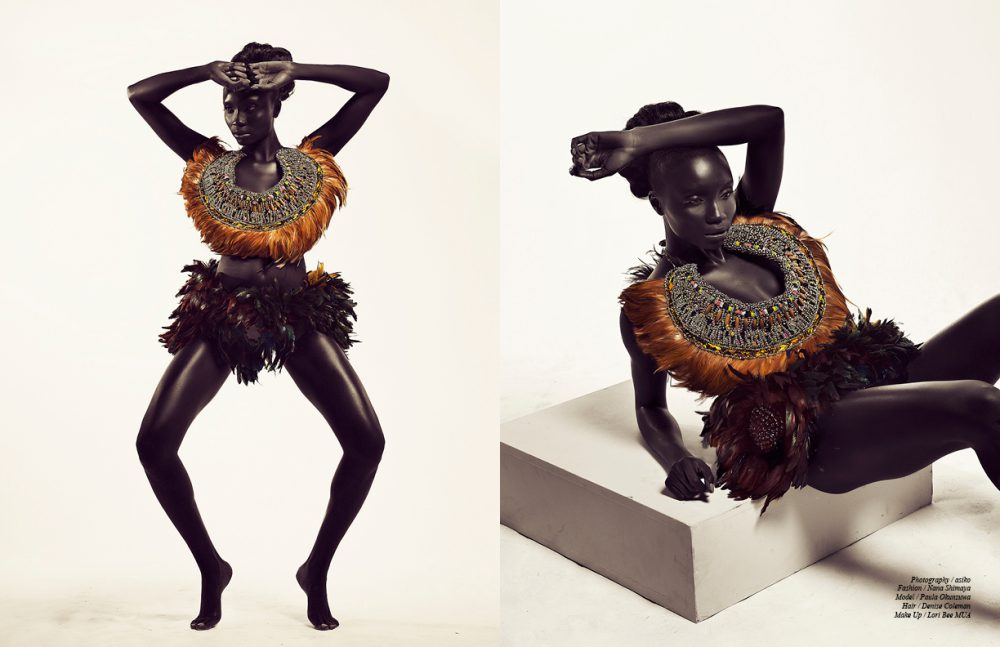 Top Piece / Anita Quansah Bottom Piece / Pebble London