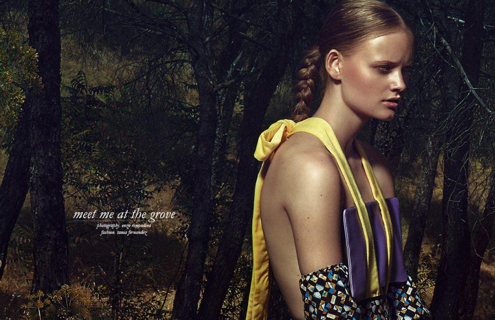 Dress / Victor Caballero