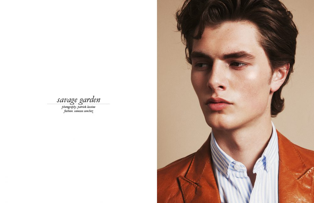 Jacket / JAAN CHOXI Shirt / Armani Collezioni