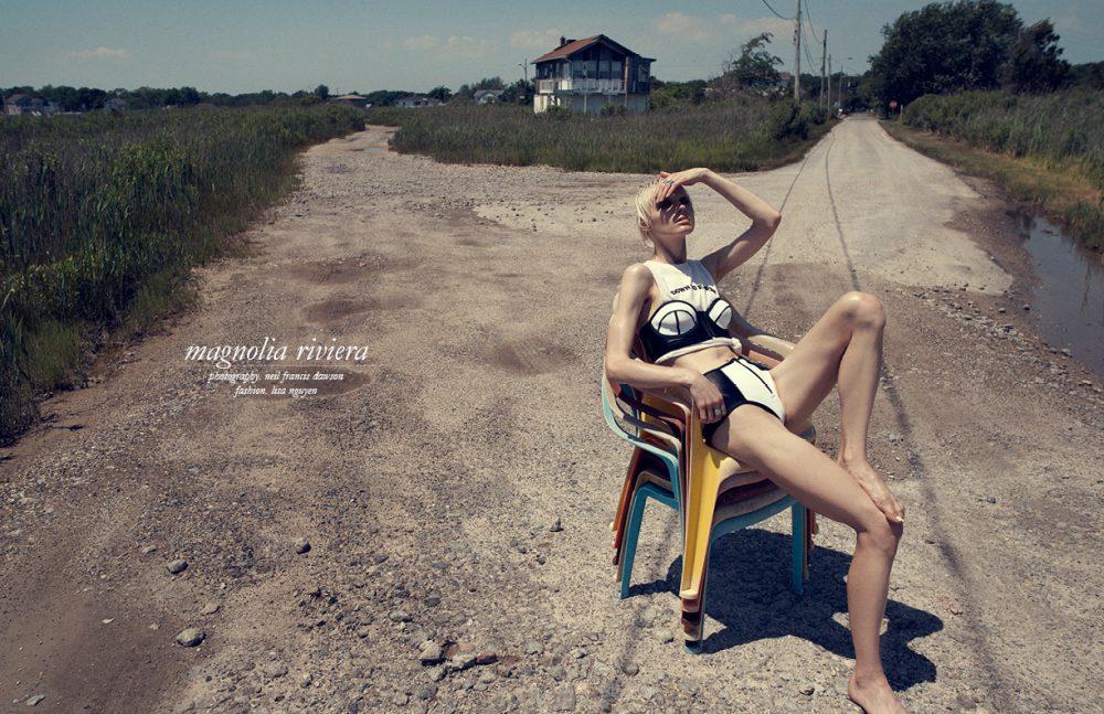 Swimwear / Salt Sun Bikinis Top / REDWOLF Rings / Bond Hardware
