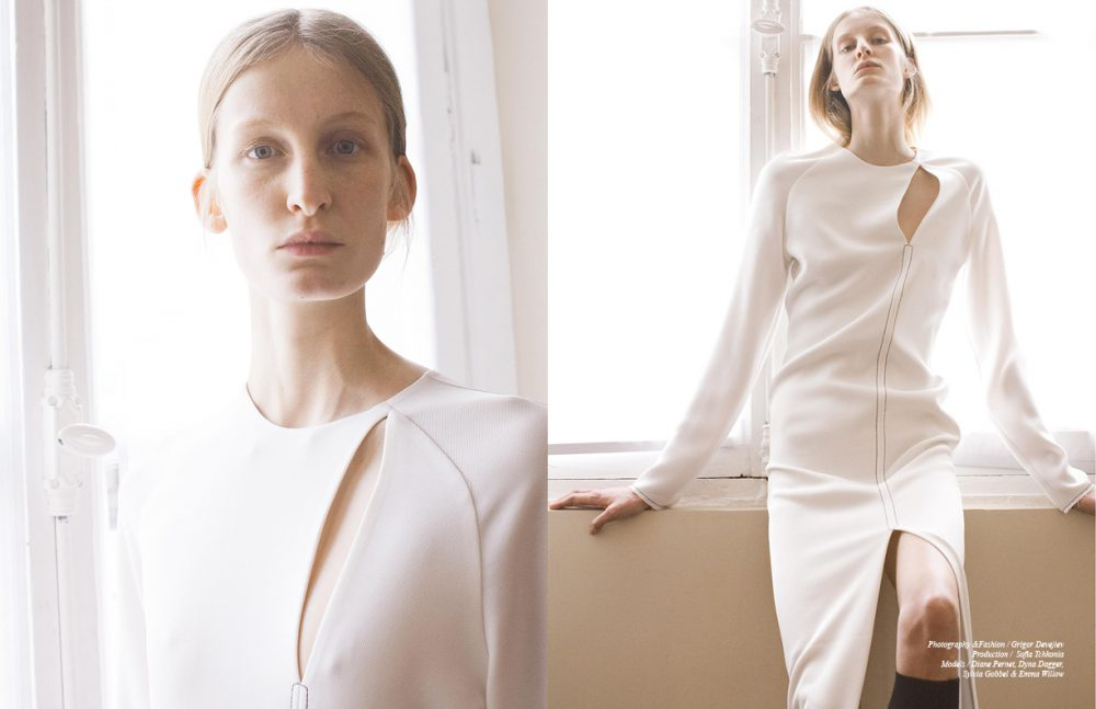 Total look / Tamuna Ingorokva