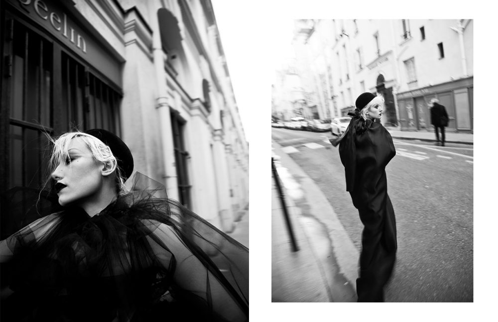 Dyna wears Total looks / Djaba Diasamidze