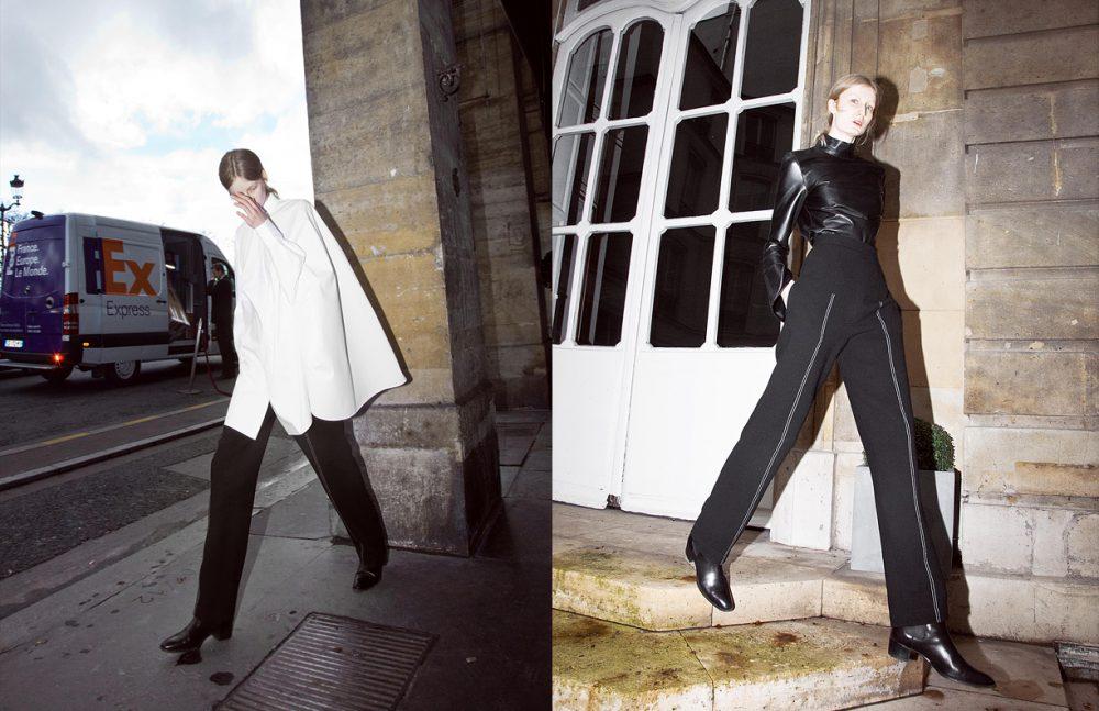 Emma wears Total looks / Tamuna Ingorokva