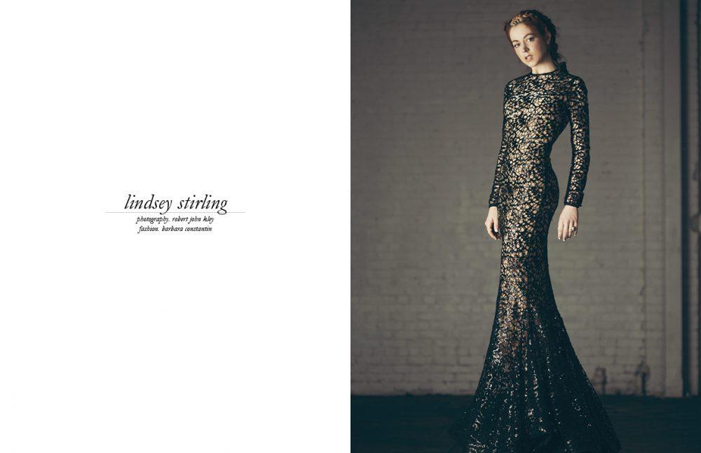Dress / Stello Ring / Drukker Designs
