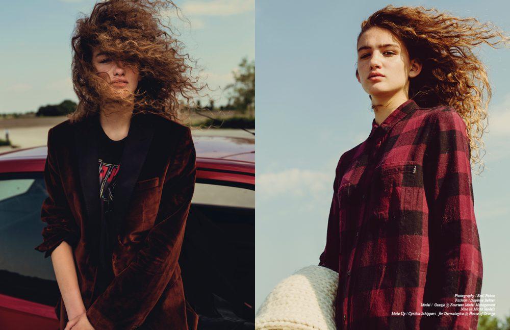 Blazer / Boss T-shirt & jeans / Replay Shoes / Dr. Martens Opposite Shirt / Vans Photography