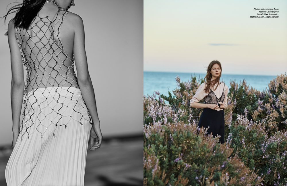 Top / Anne Sofie Madsen Skirt / H&M Opposite Shirt / Benetton Top / H&M Skirt / Cacharel