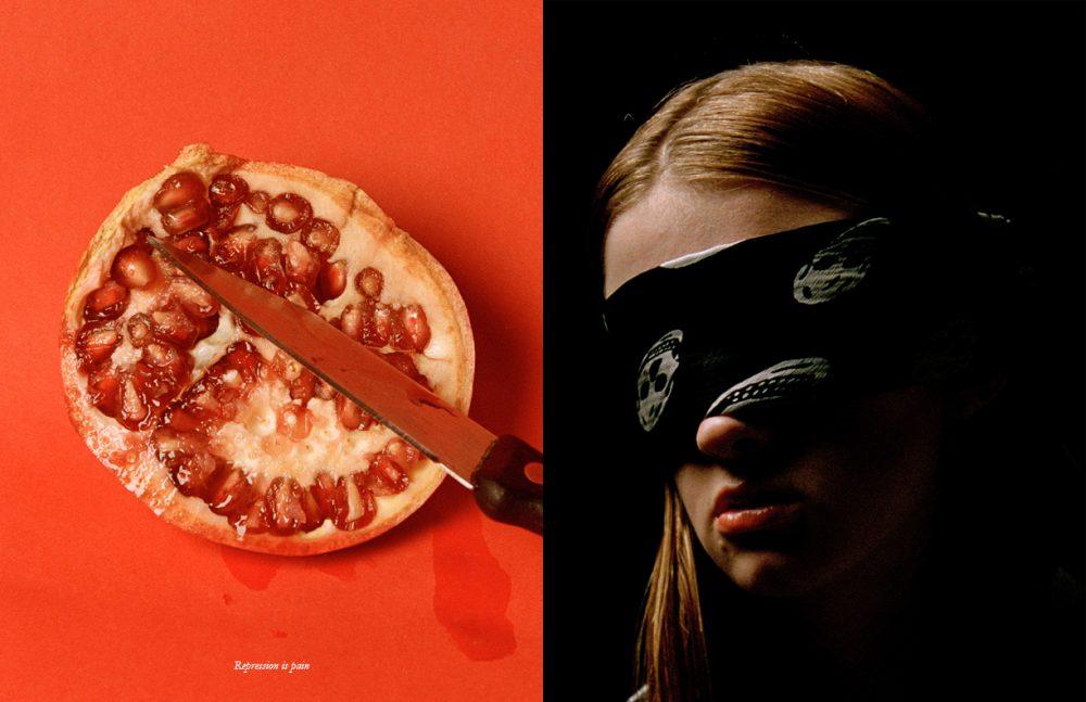 Scarf / Alexander McQueen