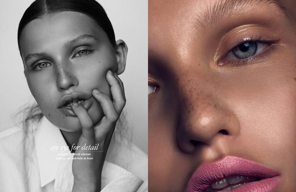 Make Up / Tromborg  Skin / Mineral foundation - Vanilla  Brows / Browfix - Brown  Blush / Blush - Vintage  Eyes / Lip Balm  Lips / Lipstick no 4