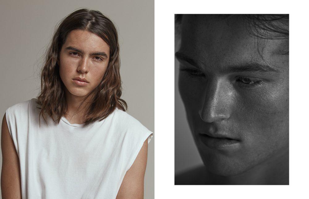 Cohen @ Want Management, Elite Toronto, Urban Milan Opposite Sebastian @ Anita Norris Models, Fusion Models NY