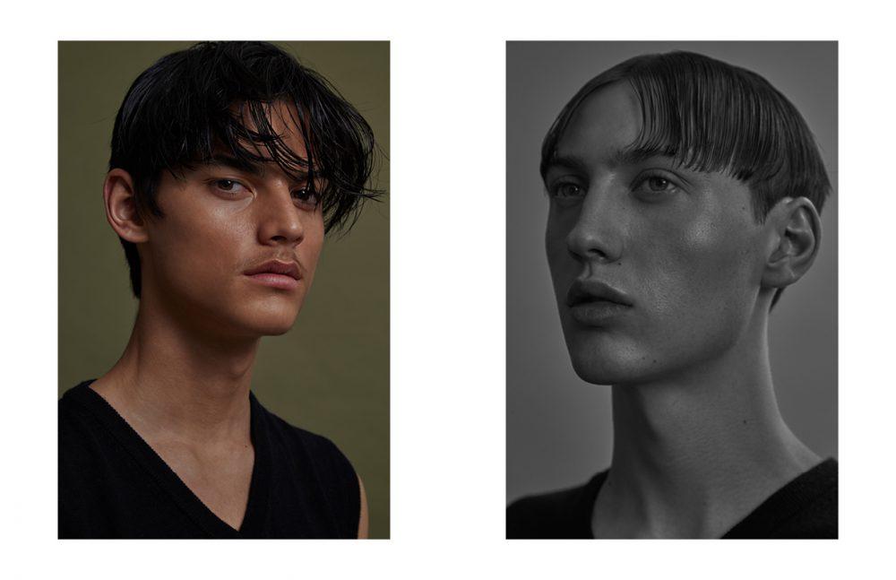 Stefano @ Elite Toronto Opposite Mackenzie @ Montage Models, Bravo Tokyo