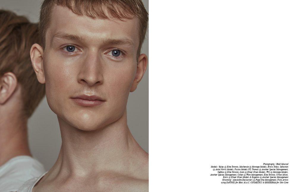 Liam @ Elmer Olsen Models