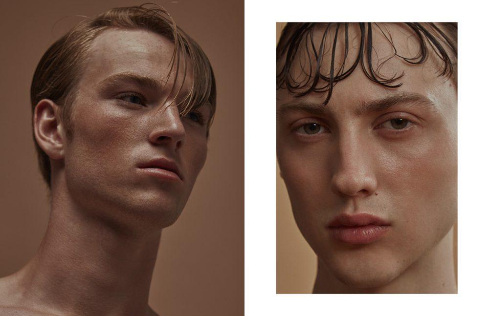 Sebastian @ Anita Norris Models, Fusion Models New York Opposite Mackenzie @ Montage Models, Bravo Tokyo