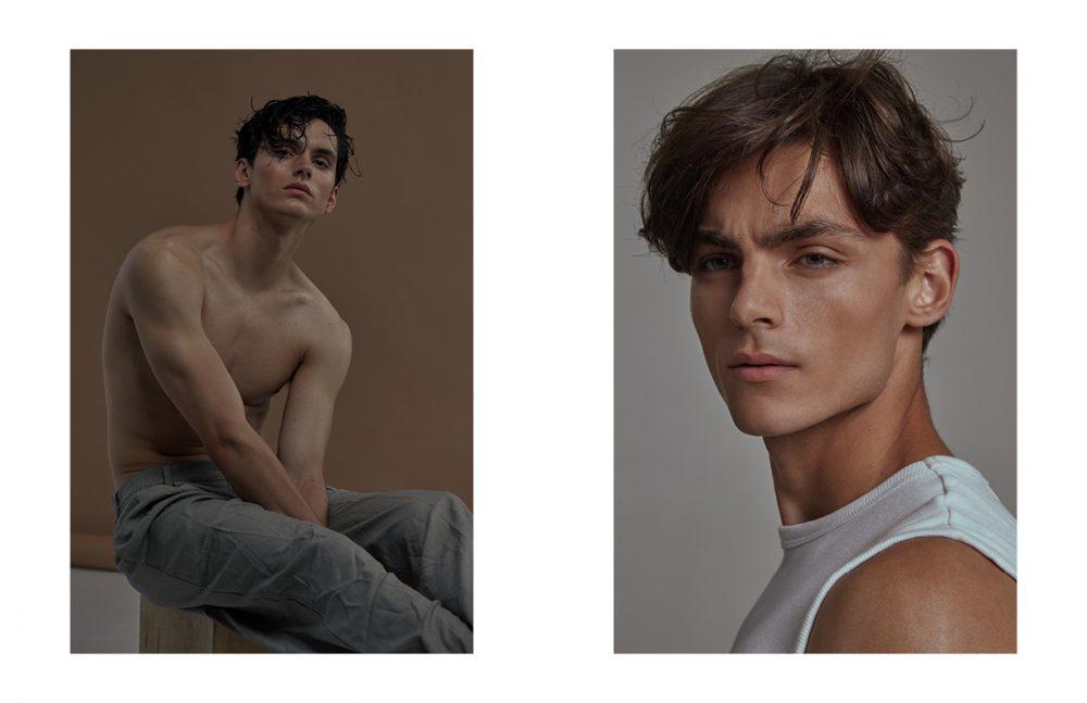 Ryley @ Elite Toronto Opposite Karic @ Elmer Olsen Models